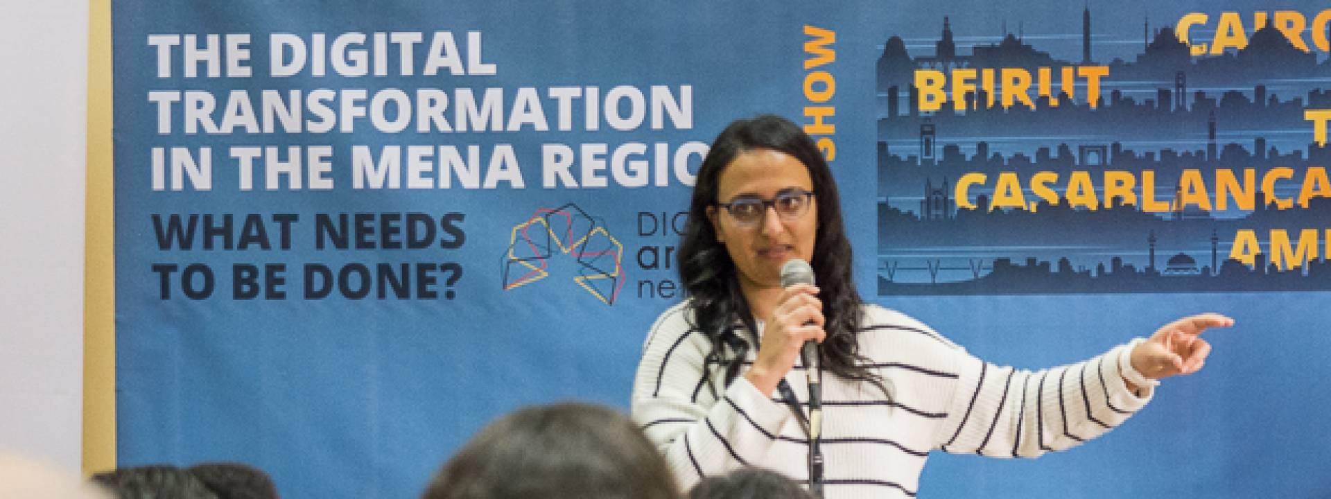 Digital Arabia Network